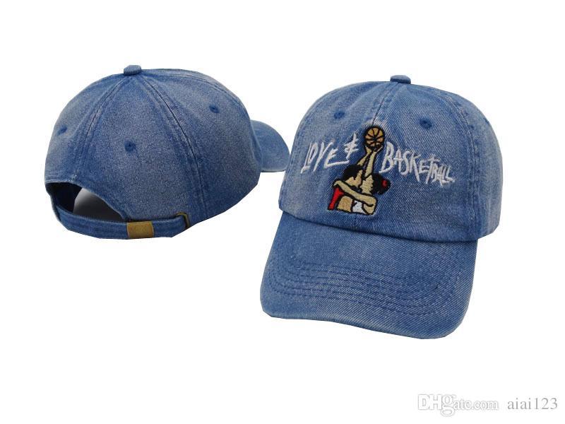 denim baseball cap brandy melville blank hats black love basketball movie retro levi caps