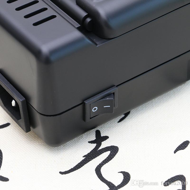 Тату передачи машины тепловой копир трафарет чайник машина татуировки трафарет машина передачи татуировки черный TC203