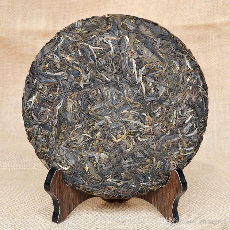 Yunnan-Spezialität sieben Lincang-Teekuchen-Teilbaum Mengku-Teebereich Pu'er-Tee: Abnehmen des Tees 357g geben Verschiffen frei