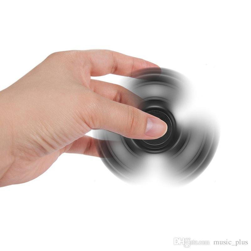 Новое прибытие HandSpinner Ручной счетчик палец EDC игрушка для декомпрессии тревога металл Керамический шарикоподшипник EDC рабочий стол игрушка