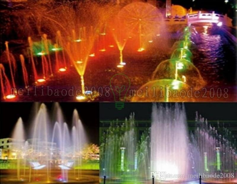 110 В 220 В 10 Вт / 20 Вт / 30 Вт PIR светодиодный прожектор белый теплый прожектор датчик движения A85v-265V Открытый сад лампа светодиодные мыть свет MYY