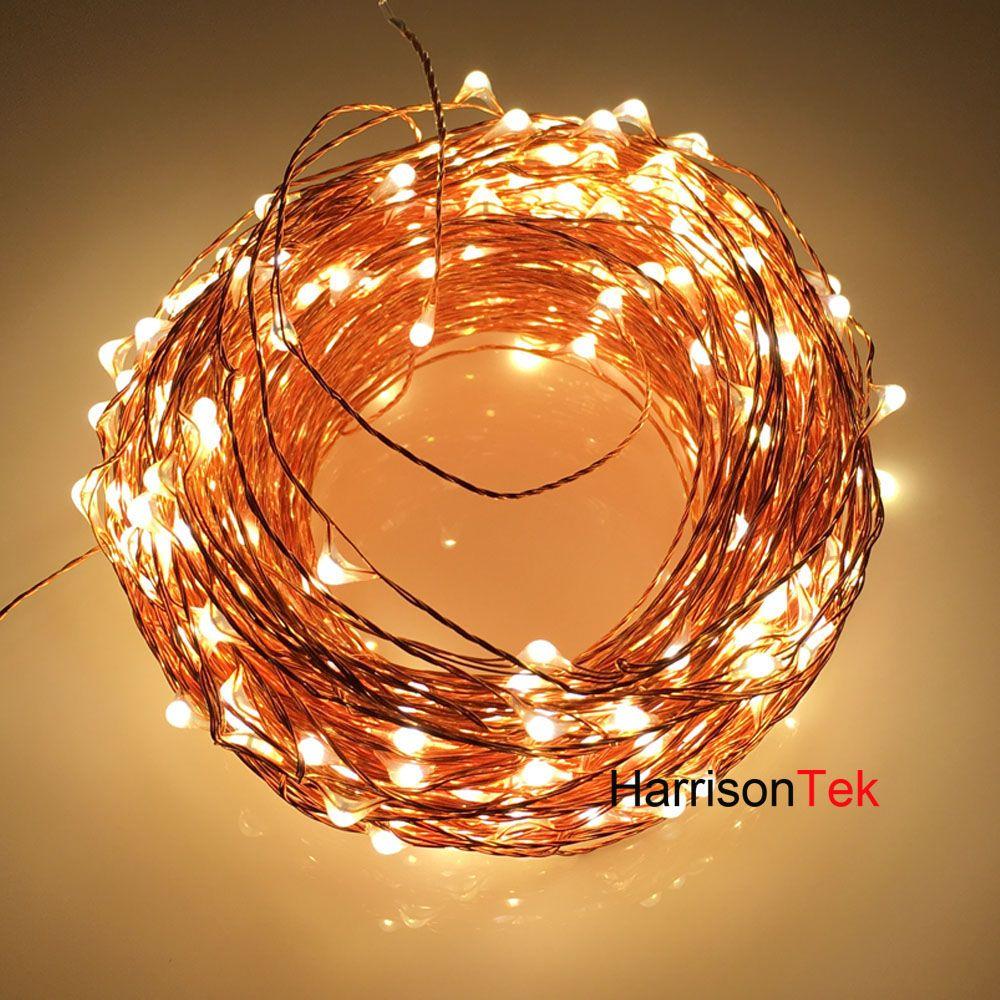 Wholesale The Longest Copper Wire String Lights 165ft 50m 500 Mini