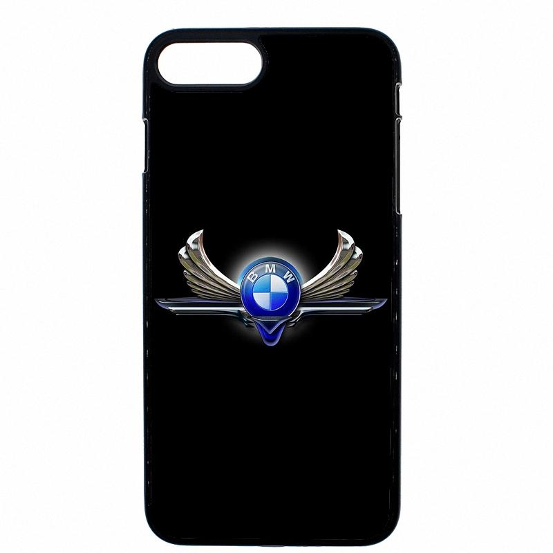 online store da379 9a192 Design BMW Logo Phone Covers Shells Hard Plastic Cases for iPhone 4 4S 5 5S  SE 5C 6 6S 7 Plus ipod touch 4 5 6