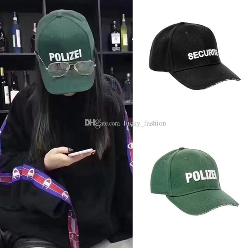 security embroidery baseball caps men newest fashion green hats hip hop cap women summer sun menswear j crew mens