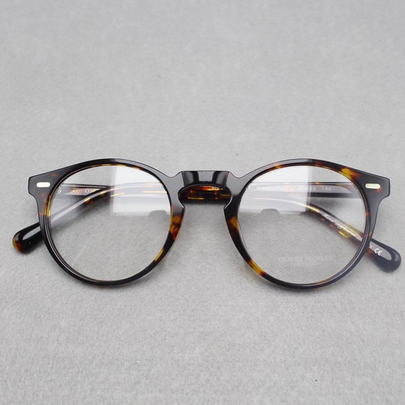 2017 Brand Designer Oliver Peoples Women Eyeglasses Frame Optical ...
