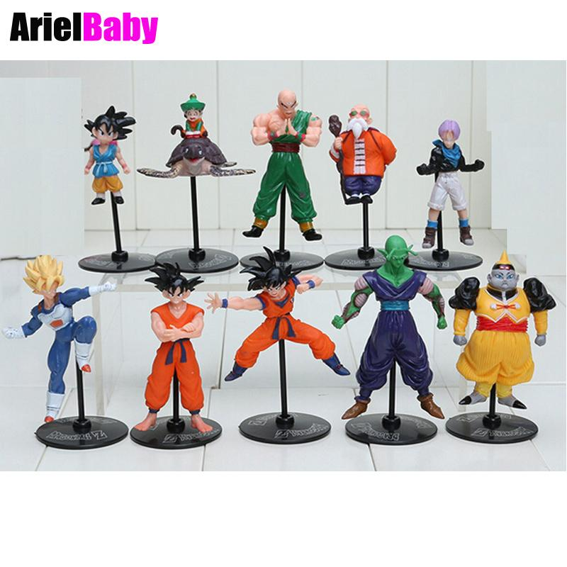 2019 New Dragon Ball Z Characters Action Figures Dragonball Anime ... bcdec0757995