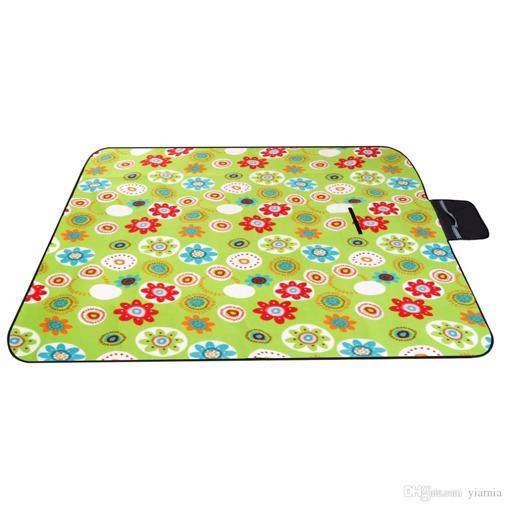 Wind tour 200*150cm tent Outdoor camping picnic mat moisture-proof crawling mat thick Tent pad Hot Sale