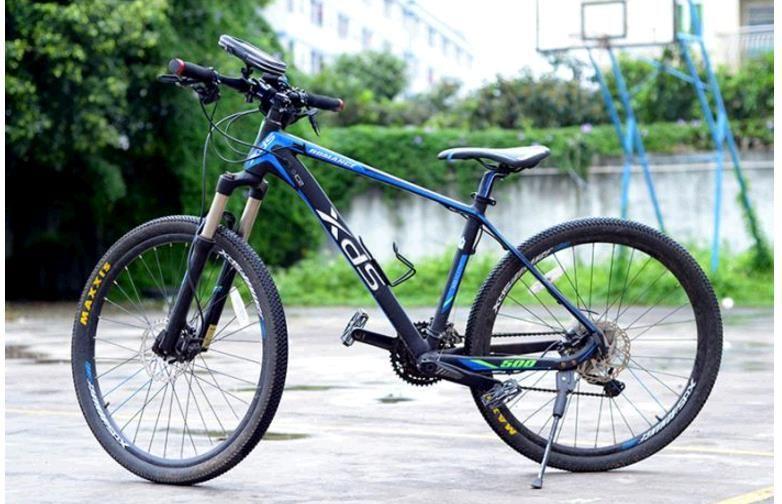 10 UNIDS / LOTE 5.5 pulgadas Negro Barato Marco de la bicicleta teléfonos móviles paquete impermeable en general paquete de vehículo de navegación Paquete de pantalla táctil ciclismo