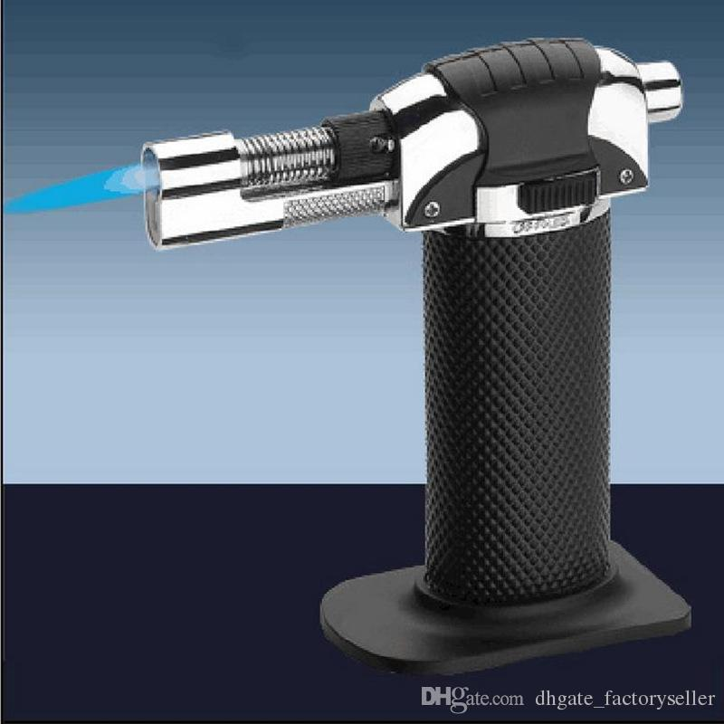 por DHL o EMS Butano Gas Trip Micro Blow Torch Encendedor Soldadura Soldadura Soldadura Recargable herramienta de gas