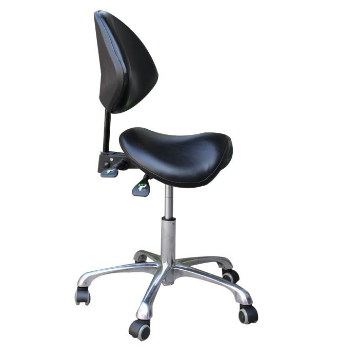 2017 Standard Dental Mobile Chair Saddle Doctoru0027S Stool Pu Leather Dentist Chair Spa Rolling Stool With Back Support For Beauty From Kenna456 ...  sc 1 st  DHgate.com & 2017 Standard Dental Mobile Chair Saddle Doctoru0027S Stool Pu Leather ... islam-shia.org