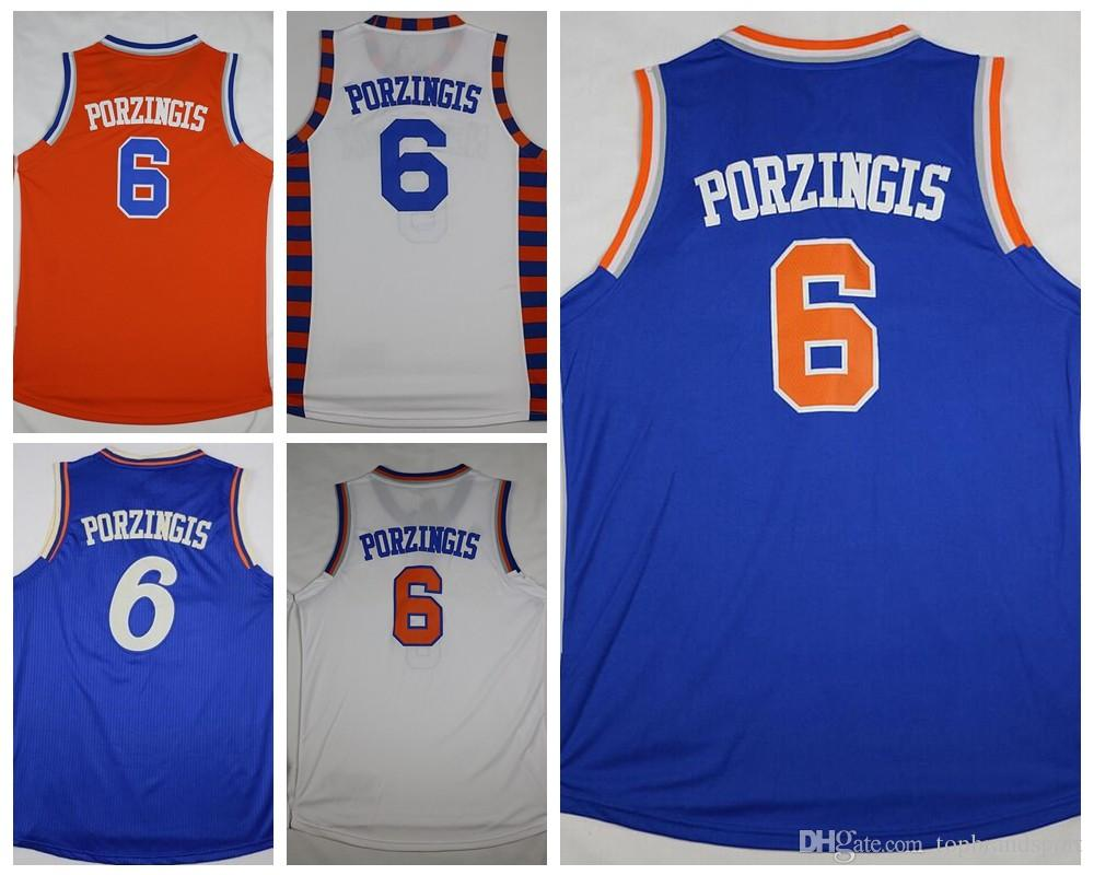 new products 94e8b a5987 good kristaps porzingis christmas jersey 88a9d 08575