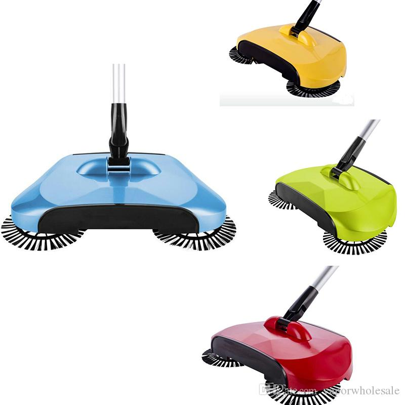 2019 New Cleaning Automatic Hand Push Sweeper Magic