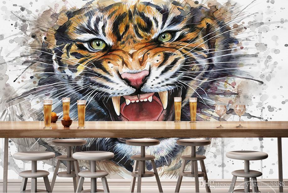 Wallpaper Luxus For Living Room Custom 3d Stereoscopic Wallpaper