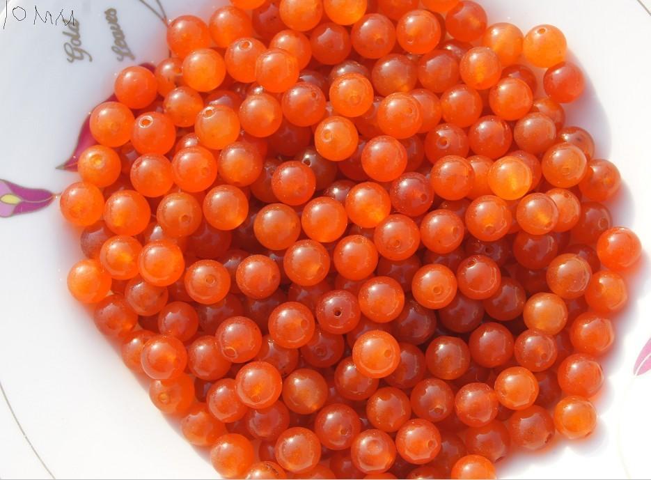 多色玉ビーズ、直径約10mm(40パック)