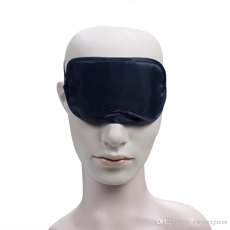 Masque de nuit housse de couchage Eye Shade Cover Blinder Blindfold Eye Patch protection des yeux