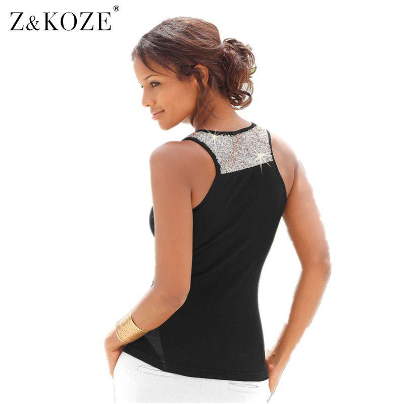 Humorous Plus Size Sleeveless Summer Blouse Women Back Cross Bandage Chiffon Vest Tank Top Oversized Loose Boho Beach Female Blusa Tops 100% Original Blouses & Shirts