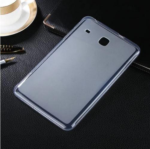 super popular ec206 e67e5 HOT Slim fashion high quality crystal Transparent TPU Back Cover Case For  Samsung Galaxy Tab E 8.0 T375 T377 silicone case