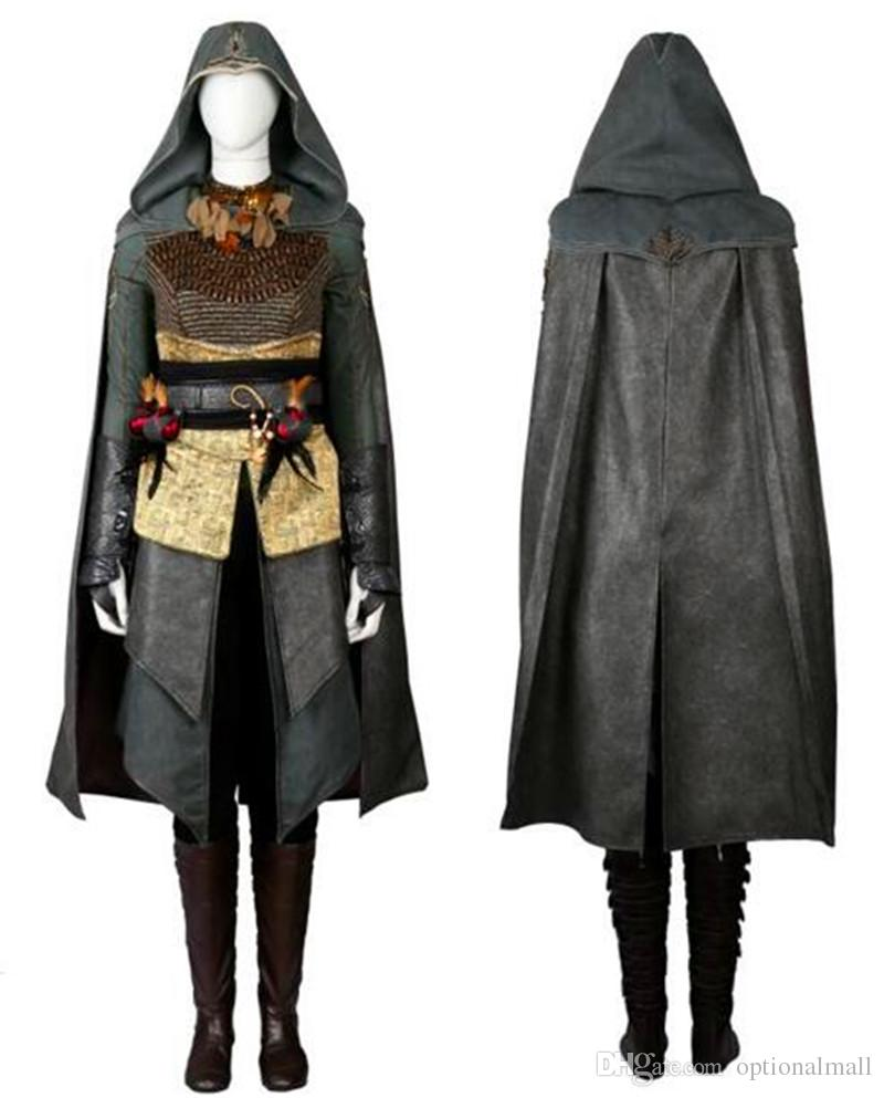 Assassins Creed Maria Thorpe Armor Cosplay Costume For Woman Battle Suit Custom Made Assassinu0027S Creed Hooded Cloak Vest Full Set Sexy Adult Costume Mens ...  sc 1 st  DHgate.com & Assassins Creed Maria Thorpe Armor Cosplay Costume For Woman Battle ...