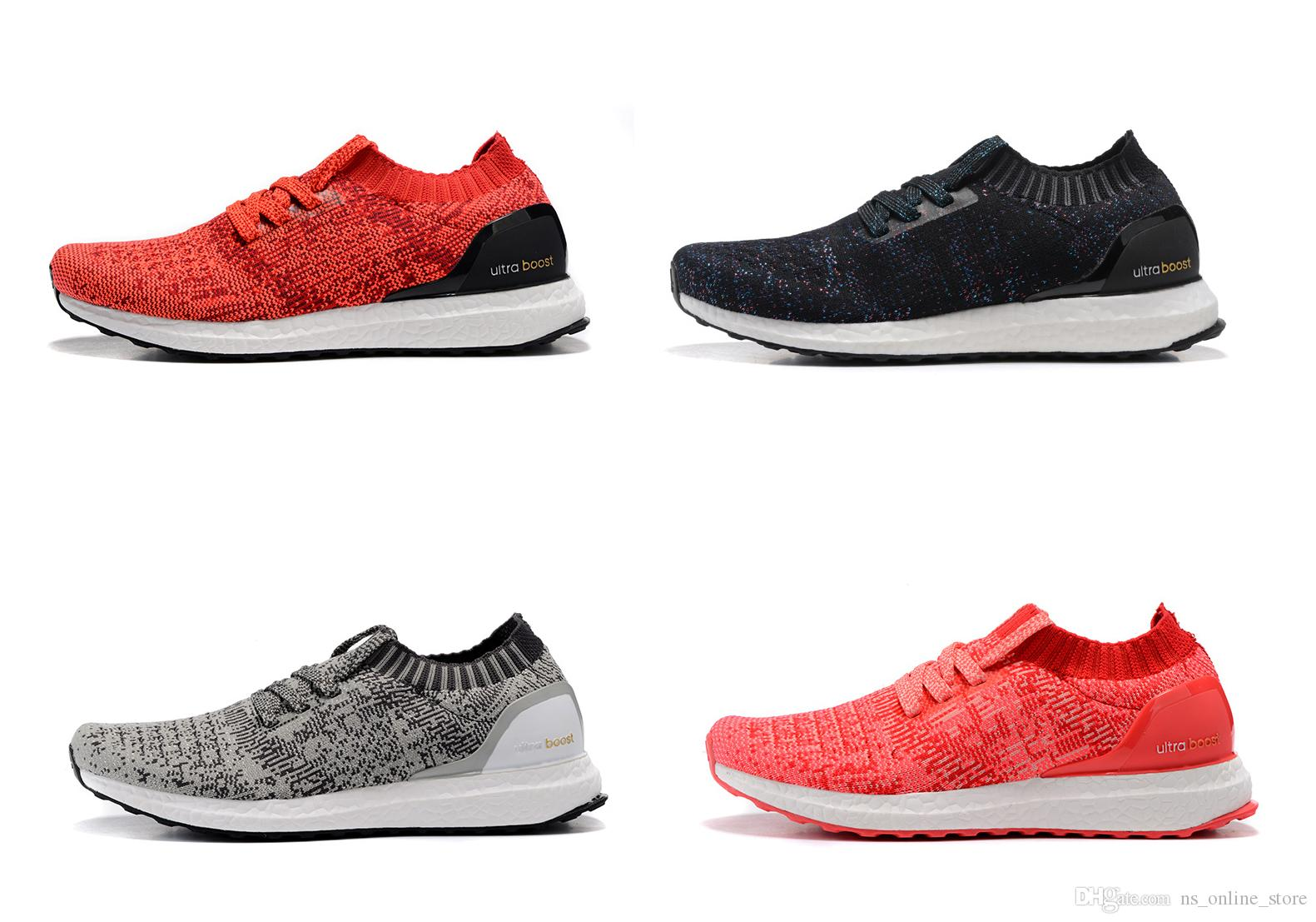 fb86da0976fca Ultra Boost Hypebeast Uncaged Low Cut Soft Outdoor Jogging Sneakers Sports  Running Breathable Shoes For Men Women High Quality Running Clothes Sports  Shoes ...