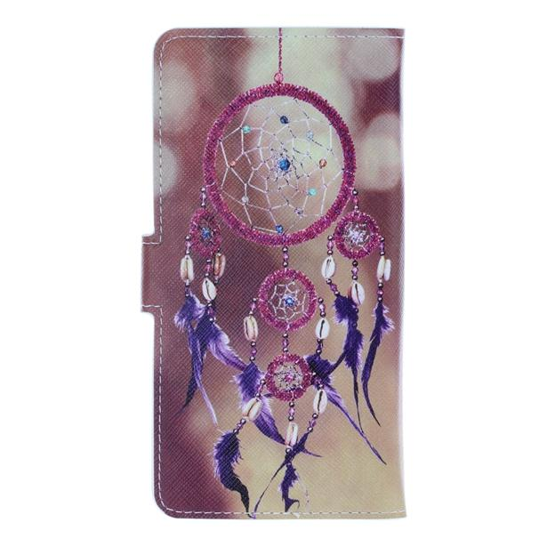 4.0 to 5.5 inch Universal Flower Wallet Leather Pouch For IPhone 5S 6 6S 7 Plus 4 4S Mate 8 9 S6 S7 Edge Butterfly Cat Case Card Bag Cover