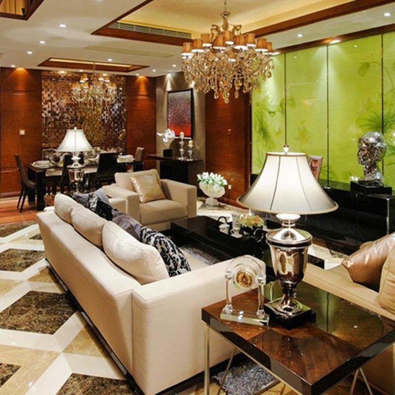 2018 Indoor Home Tiles Living Room Ceramic Tile Full Cast Glaze