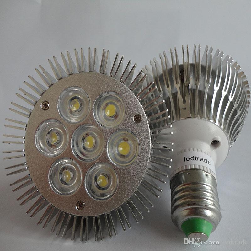 New Par30 LED Spotlight Lamp 5W 7W LED Chip Par30 Led Bulb Screw ...