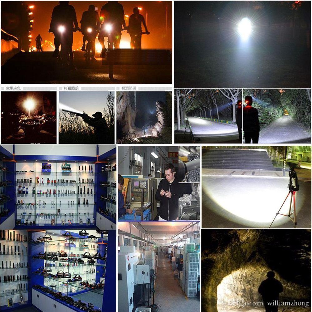 AloneFrie DV33 26650 Diving Flashlight XML L2 LED Underwater Waterproof Diver Diving Torch Flash light Lamps