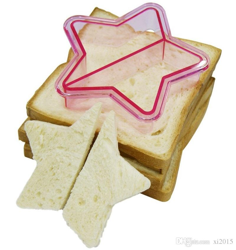 Dinosaur Dog Butterfly Shape Sandwich Bread Cutter Mold Cake Tools Cake Toast Moulds Maker Wholesale wa3985