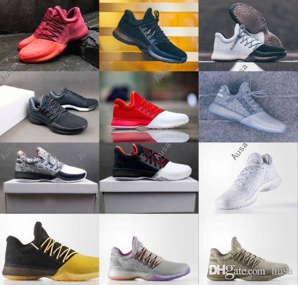 huge selection of a6bf3 1c9cb Best And Cheapest Athletic Shoes 2017 Hot Harden Vol. 1 Bhm Black History  Month Mens