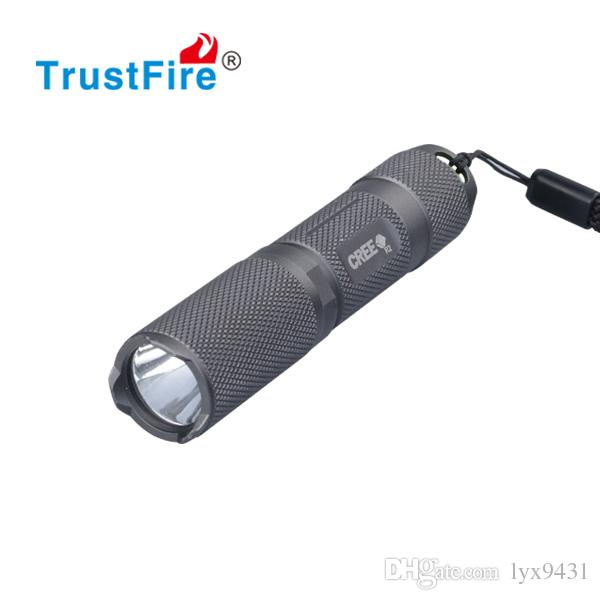 Classic Mini Portable Handy LED Flashlight Pocket Flash Light Hard Light Waterproof 5 Modes Super Bright Oudtdoor Sports Torch Lamp Linterna