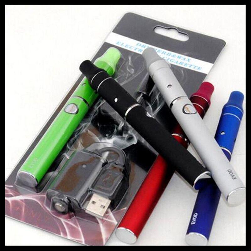 Evod 650 mah Mini Ago G5 Erva Seca Vaporizador Caneta Vaporizador Herbal Cigarro Eletrônico Blister Kit E Cigarro Mini Ago G5 Atomizador Evod