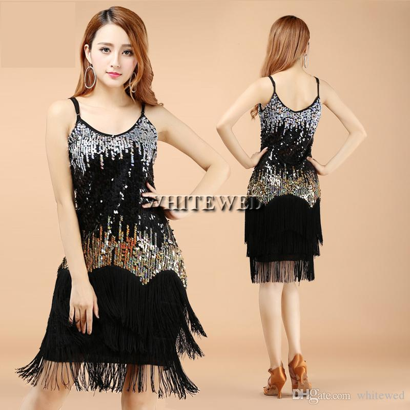 Flapper Inspired Prom Dresses