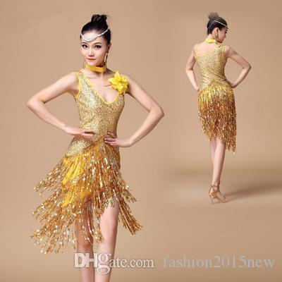 latin dance costume