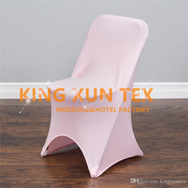 High Thick Folding Lycra Spandex Chair Cover Many Colors Can Choose Fast To Door Shipping