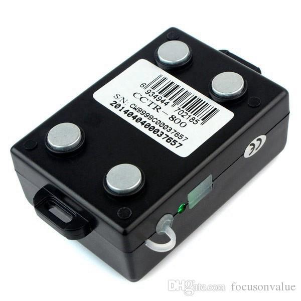 TK800 Auto-GPS-Verfolger-globaler Viererkabel-Band-Auto-GPS-Verfolger-wasserdichter Geo-Zaun SOS-starker magnetischer über Geschwindigkeits-Warnung GPS-Verfolgungssystem