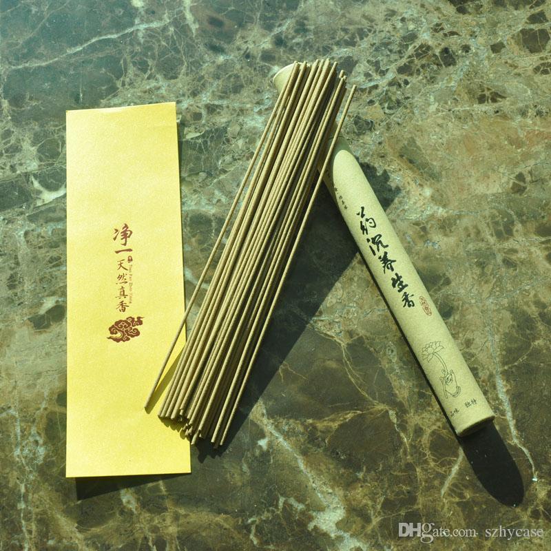 Ein Fass 20g Über 38 Sticks Tibetan Stick Incense SGS-Zertifizierung durch tibetische Medizin und Agarwood Powder zur Reinigung der Luft Erfrischend