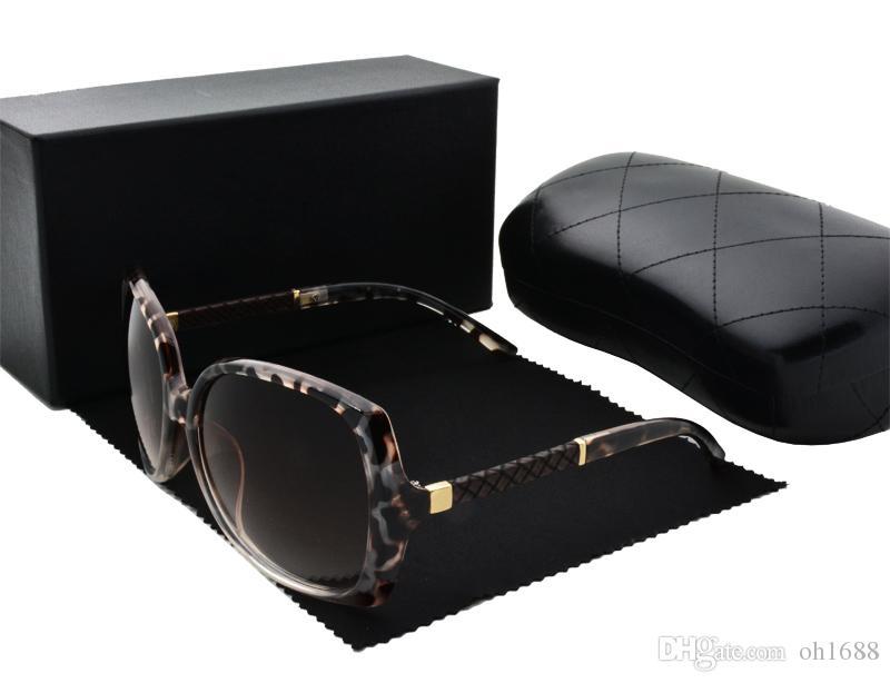Donne Occhiali da sole da uomo Marchio Designer Oculos de Sol avvantaggiato grande cornice viso all'aperto Uomini Rivestimento sportivo Occhiali Gafas De Sol Masculino e scatola