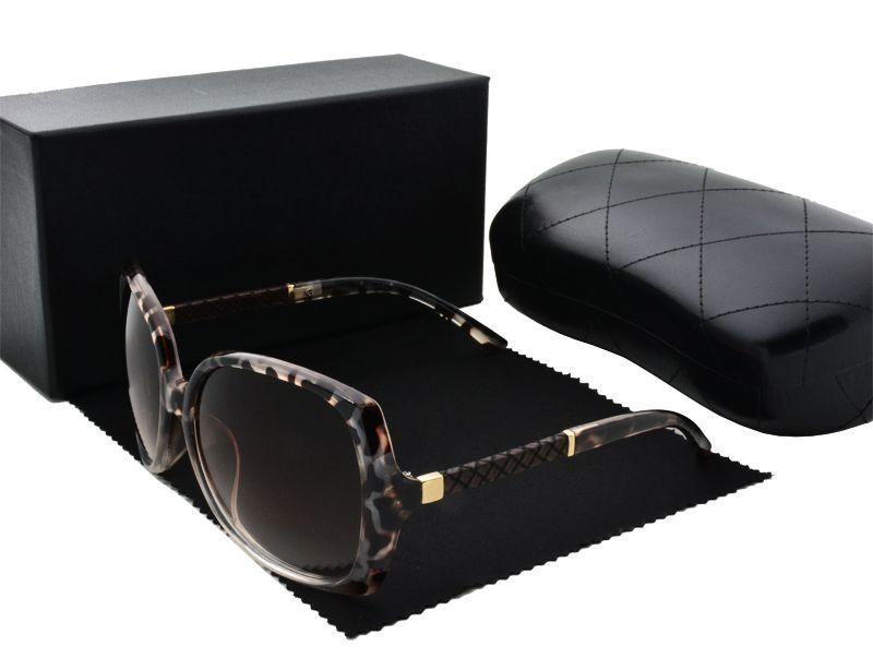 Moda Occhiali da sole Donna uomo Designer di marca Occhiali da sole Gafas De Sol con custodia Donna Vintage Oculos De Sol Feminino