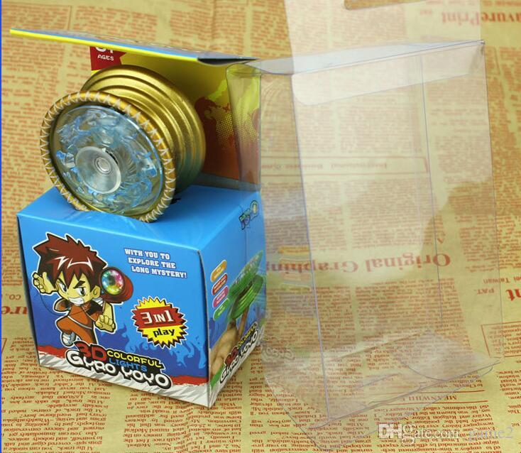 Alloy light magic long yo ball YOYO ball wholesale children's primary school around the hot toy explosion section hot hot