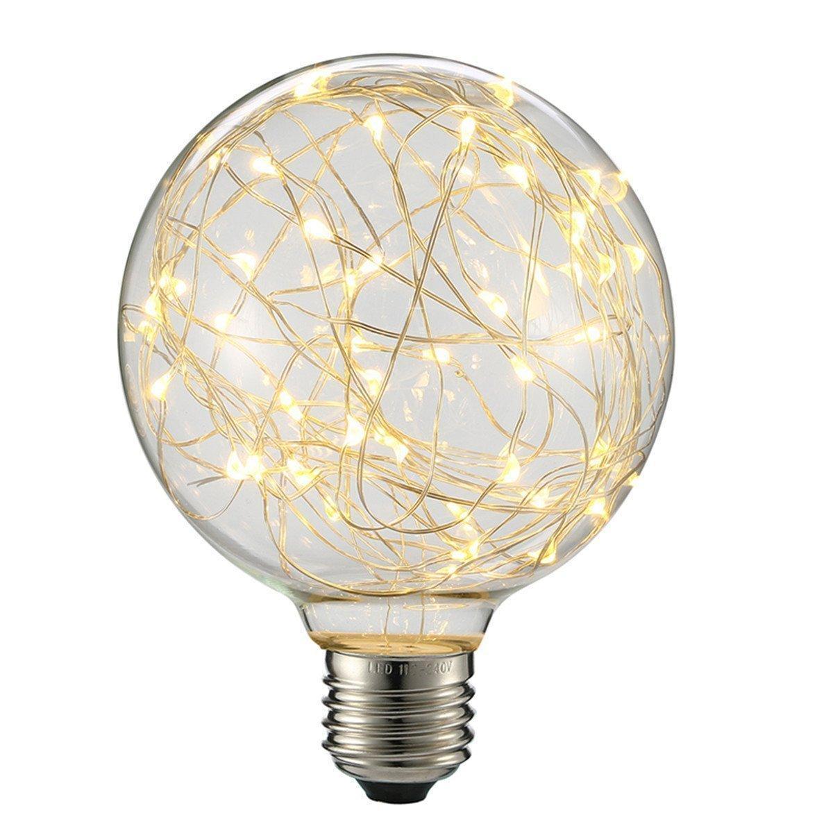 Led Night Light Filament Lamp Retro Edison Fairy Led Light String Bulb G95  E27 110v 220v For Indoor Christmas Holiday Flood Light Bulbs Bulb Types  From ...