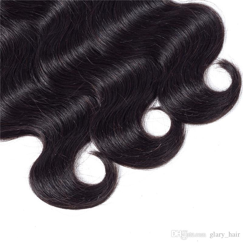 Brazilian Body Wave Virgin Hair 100g 4bundles Unprocessed Human Hair Weave Bundles Mink Brazilian Hair Sales Wholesale Hot Items Natural 1B