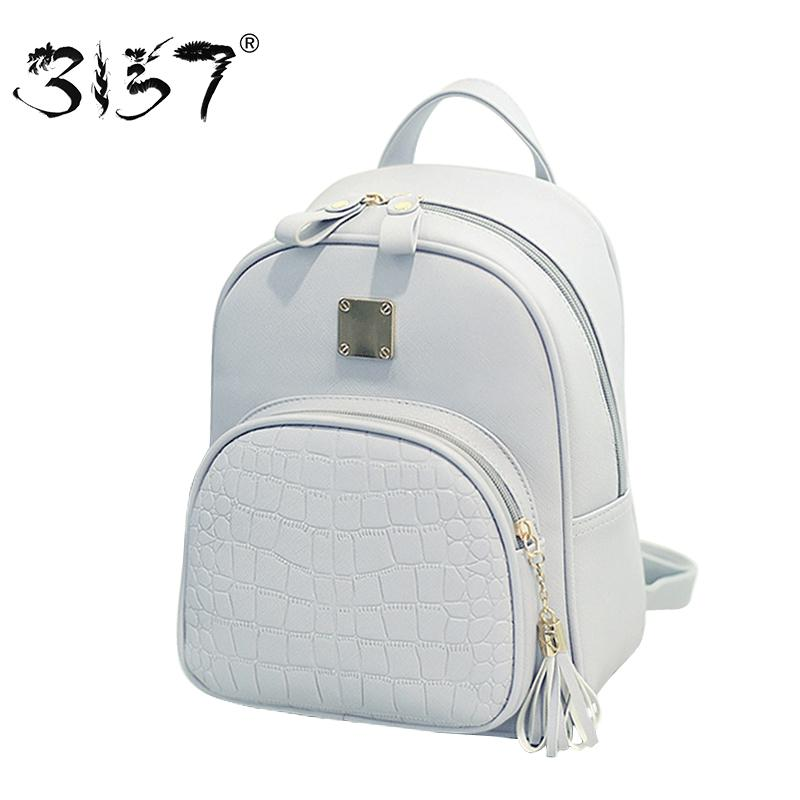 6517cbc24f52 Wholesale Women Backpack Leather School Bags For Teenager Girls Waterproof  Stone Flowers Sequined Female Preppy Style Small Backpacks 3157 Book Bags  ...