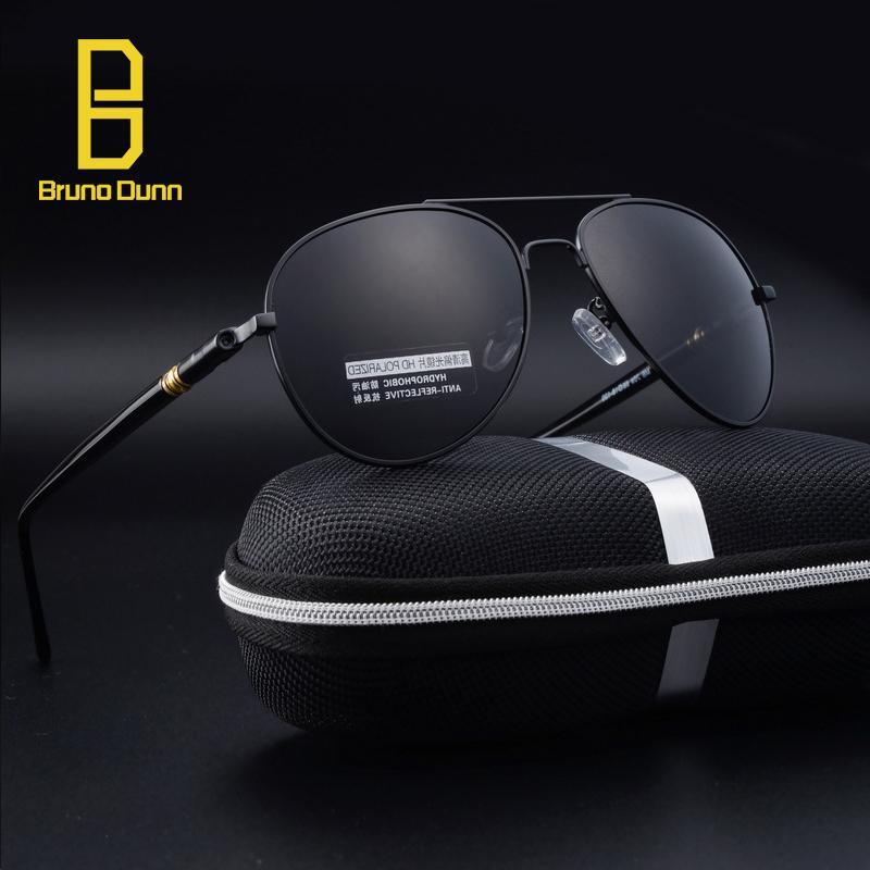 4ed2a96231 Wholesale- Aluminum Magnesium Men s Sunglasses 2017 Polarized Mirror ...