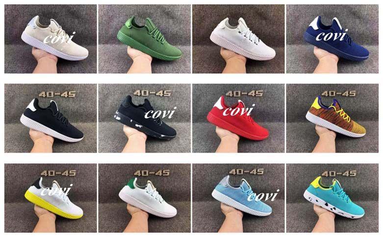 2017 New Nmd Human Race Shoes Pharrell Williams Pw Boost Women Men Running  Tennis Hu Primeknit Shoes Sneakers Skechers Running Shoes Best Trail  Running ...