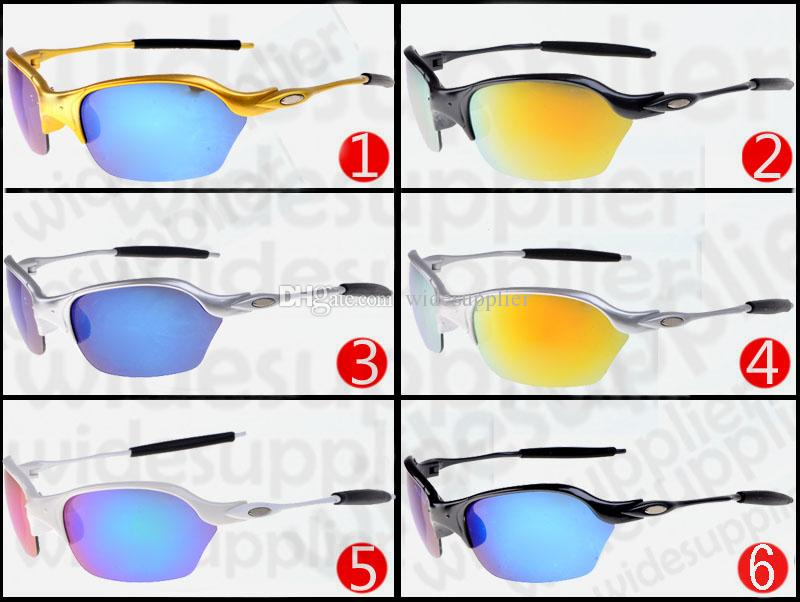 2017 Fashion Trend Sunglasses Eyewear Super Cool Brand Designer Sunglasses for Men and Women Cycling Driving Sun glasses 6185 with cases