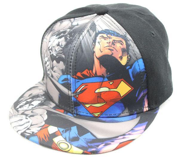 Compre Niños Gorras De Béisbol Niños Superman Gorras Bebé Sun Sombreros  Superman Gorras De Béisbol Superhéroe De Dibujos Animados Batman Snapbacks  Para Bebé ... 11cff71f840