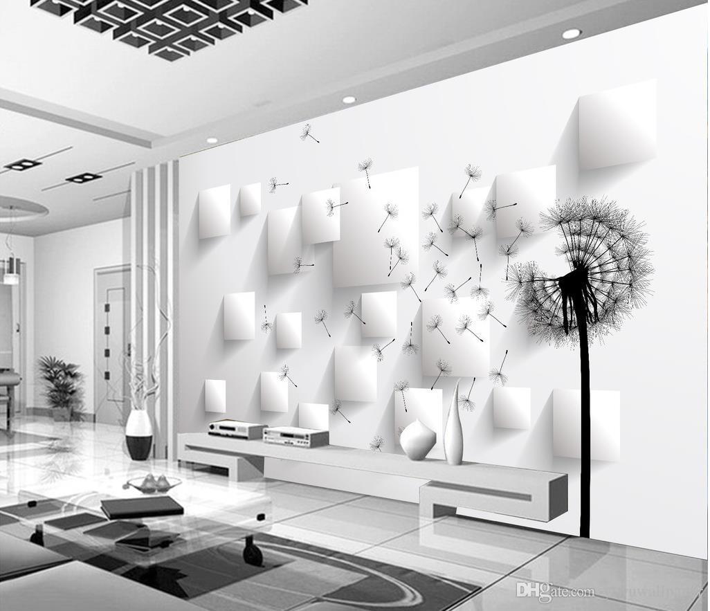 parede de fundo TV leão 3D mural 3d papel de parede 3d papéis de parede para TV pano de fundo