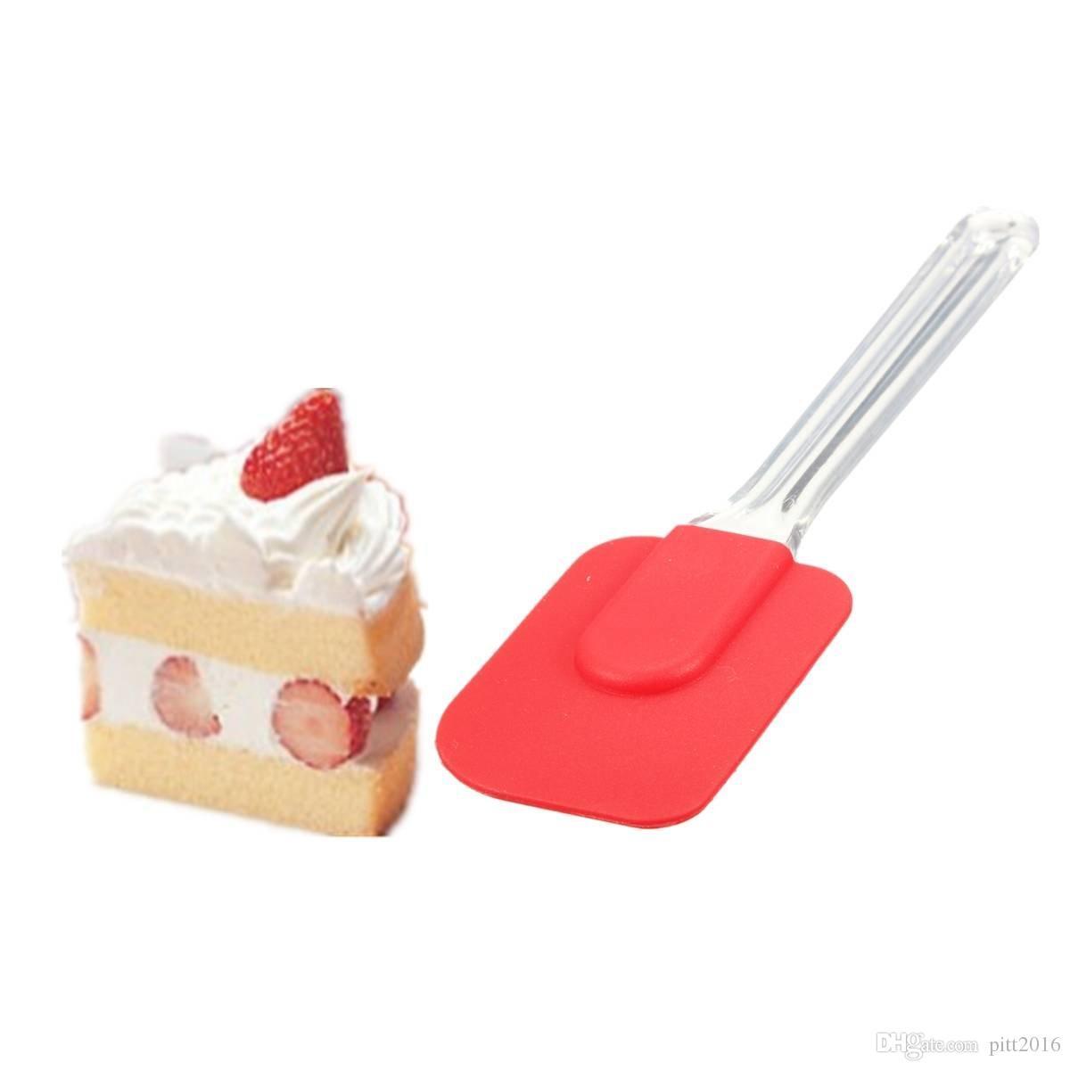 Hot strumenti di cottura cucina torta coltello burro coltello protezione ambientale silicone butter spreader DHL KLQ0100 spedizione gratuita
