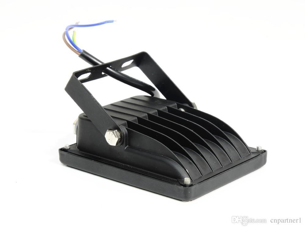 led 10 watt 20 watt 30 watt 50 watt spot flut led flutlicht outdoor schwarz flut lampe garten licht refletor led foco außen scheinwerfer beleuchtung