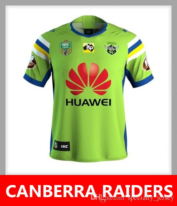 f6700624309 CANBERRA RAIDER S 17 18 Home Rugby Jerseys Rugby Shirt Nrl Jersey Oakland  Canberra Raider S Shirts Jersey Rugby Jerseys Shirt Online with   20.22 Piece on ...